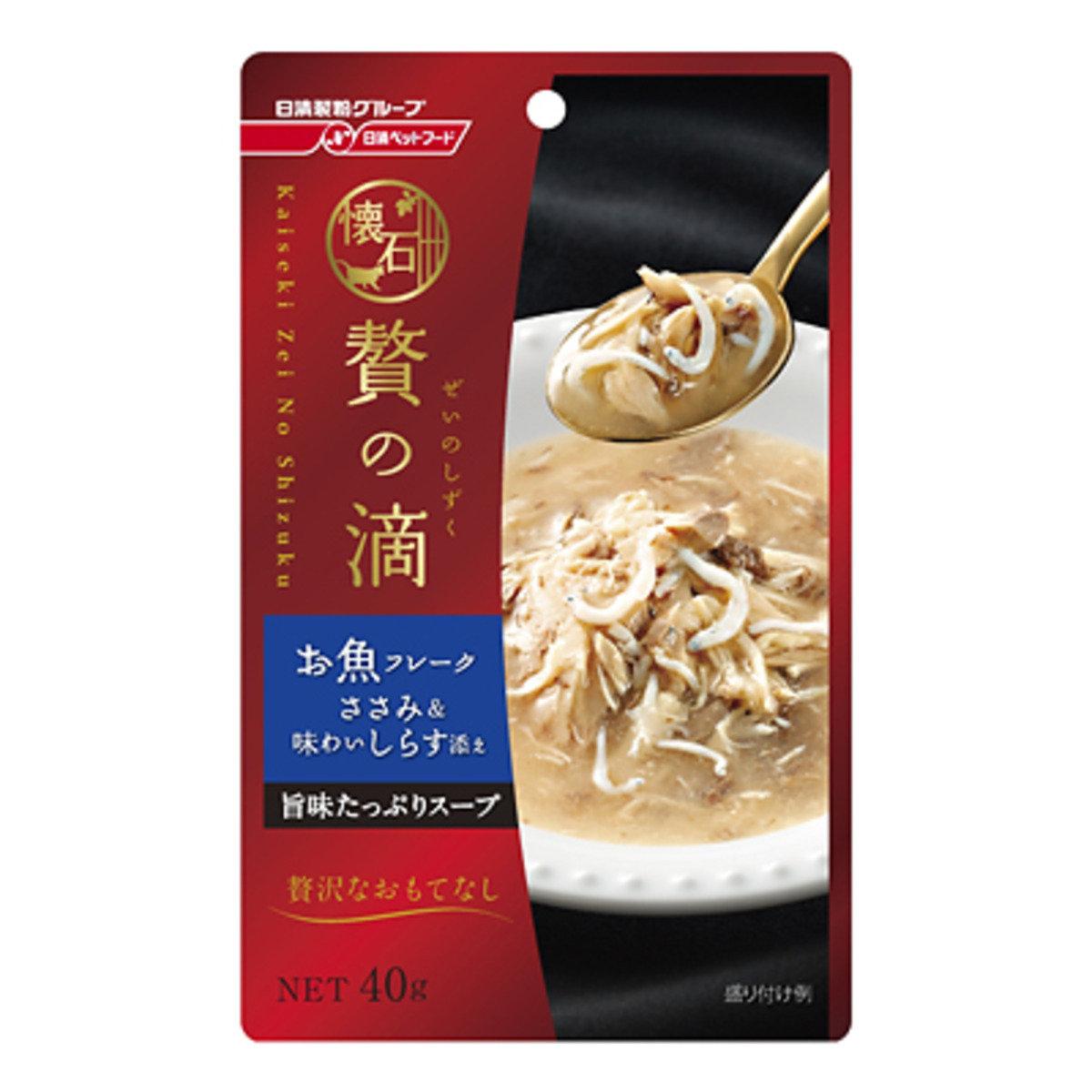 日清懷石之精華雞肉白飯魚湯包