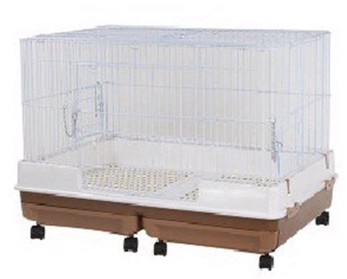 MR-999頂級雙底盤兔籠