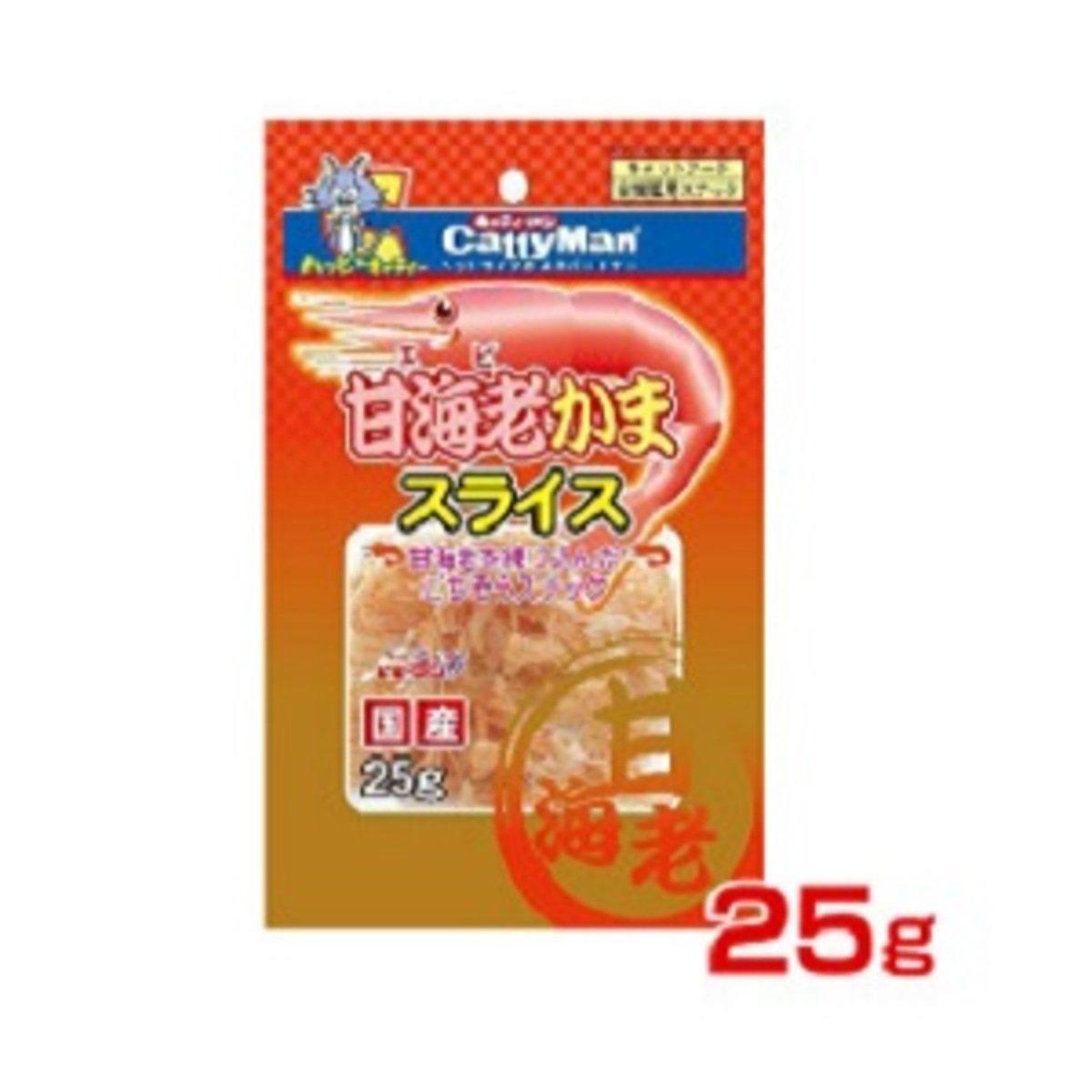 Catty貓日本制甘海老(海蝦)絲25g