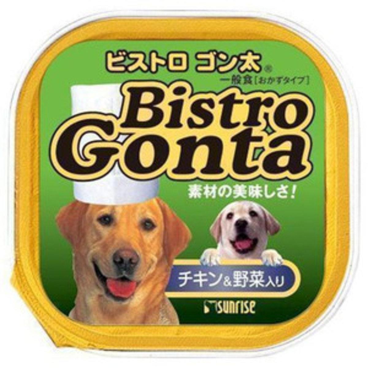 Sunrise日式餐盒-雞肉加蔬菜100g