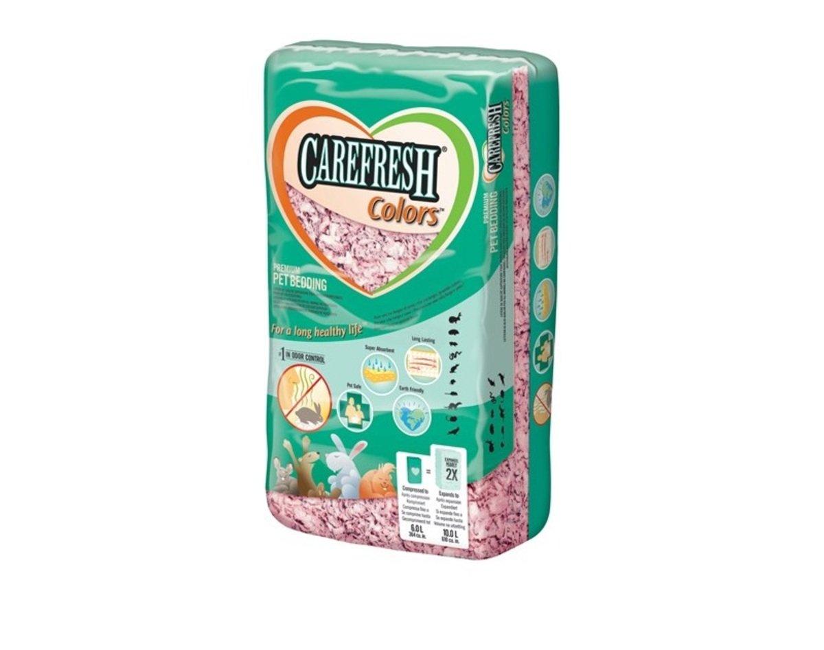 小動物環保吸水棉-粉紅色 10L
