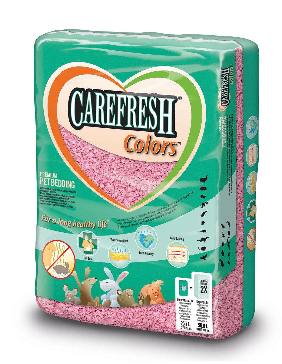 小動物環保吸水棉-粉紅色 50L