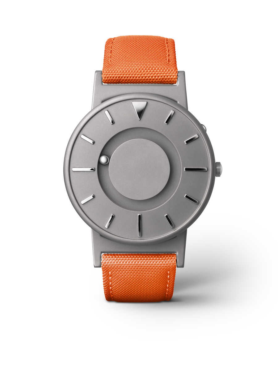 Bradley Classic Canvas Leather Orange (橙色)