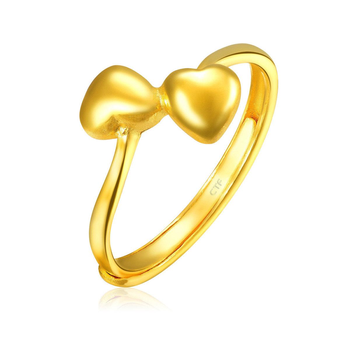 999.9黃金戒指