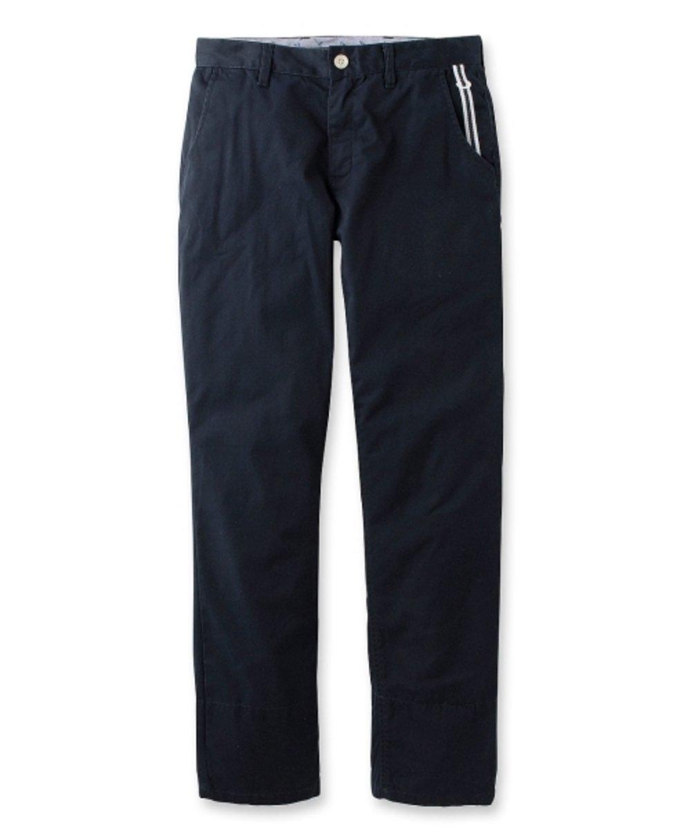 休閒棉質長褲