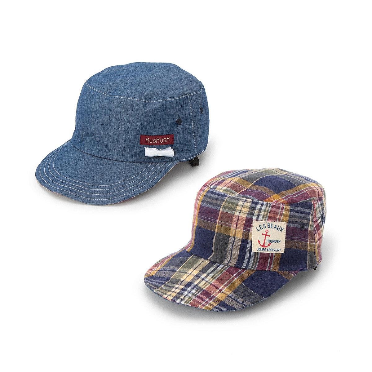 混棉雙面Cap帽