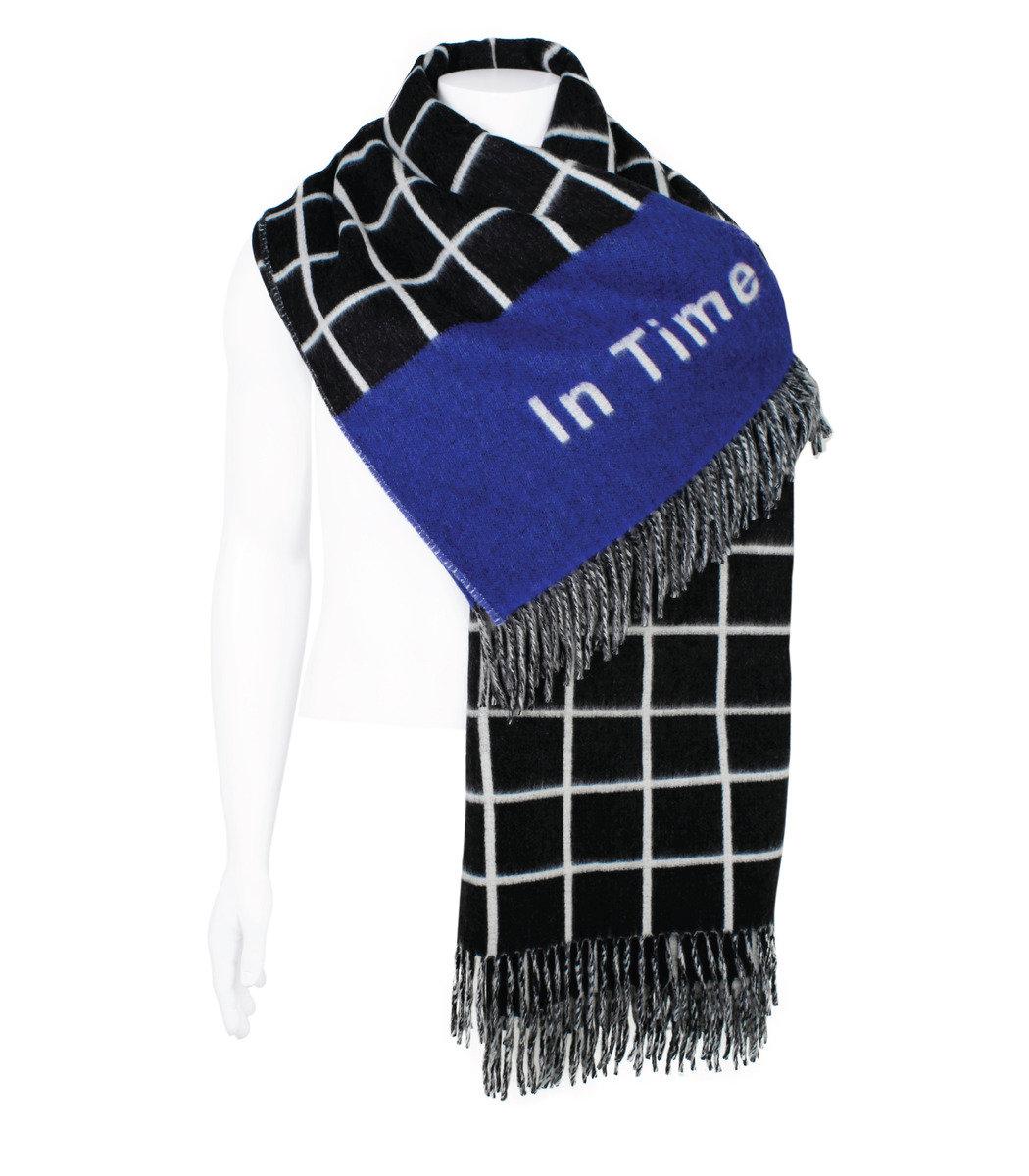 Lifw future blye 頸巾