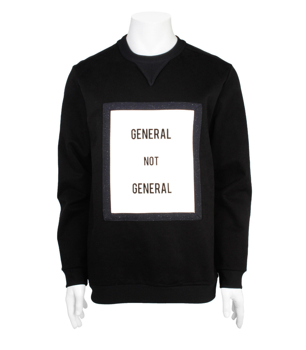 General not general 衛衣