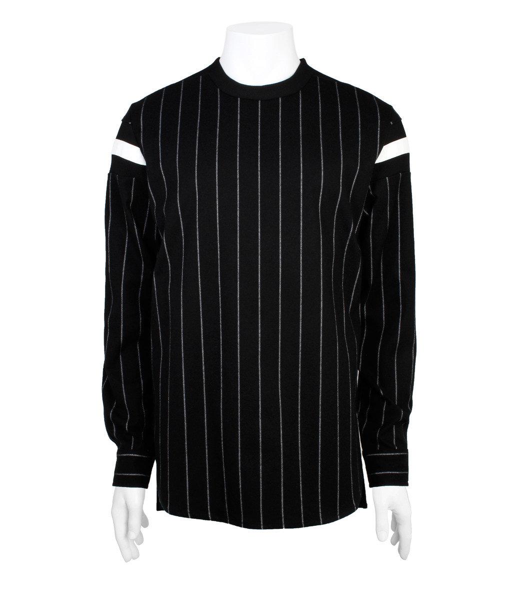 Stripe V 衛衣