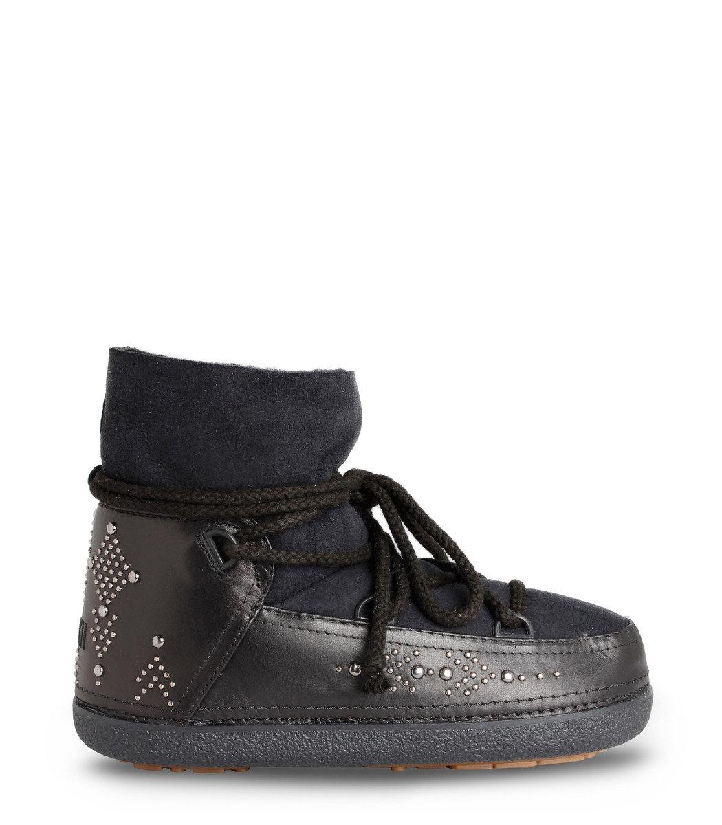 Punk studs 短雪靴