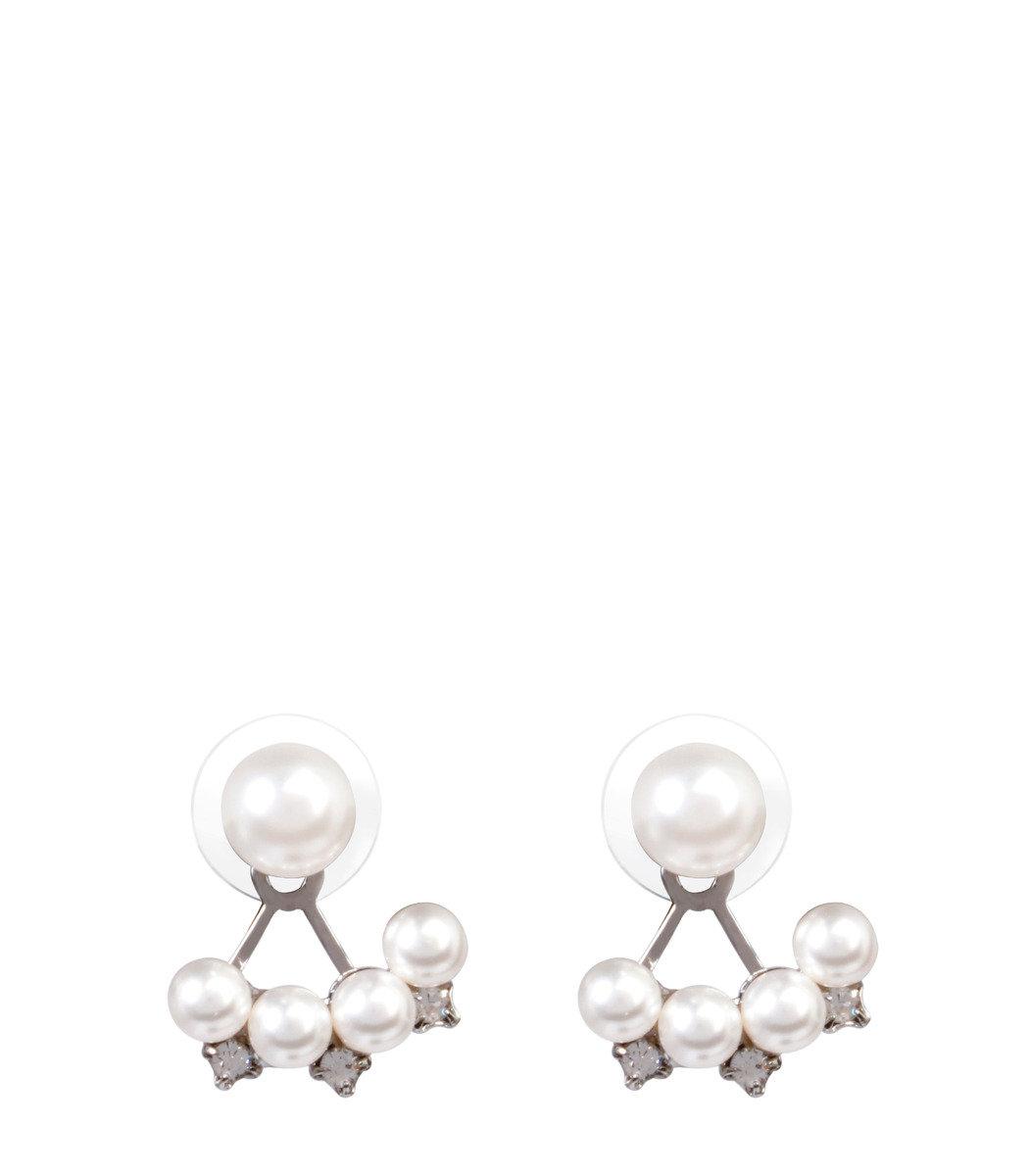 珍珠Ear deco 耳環