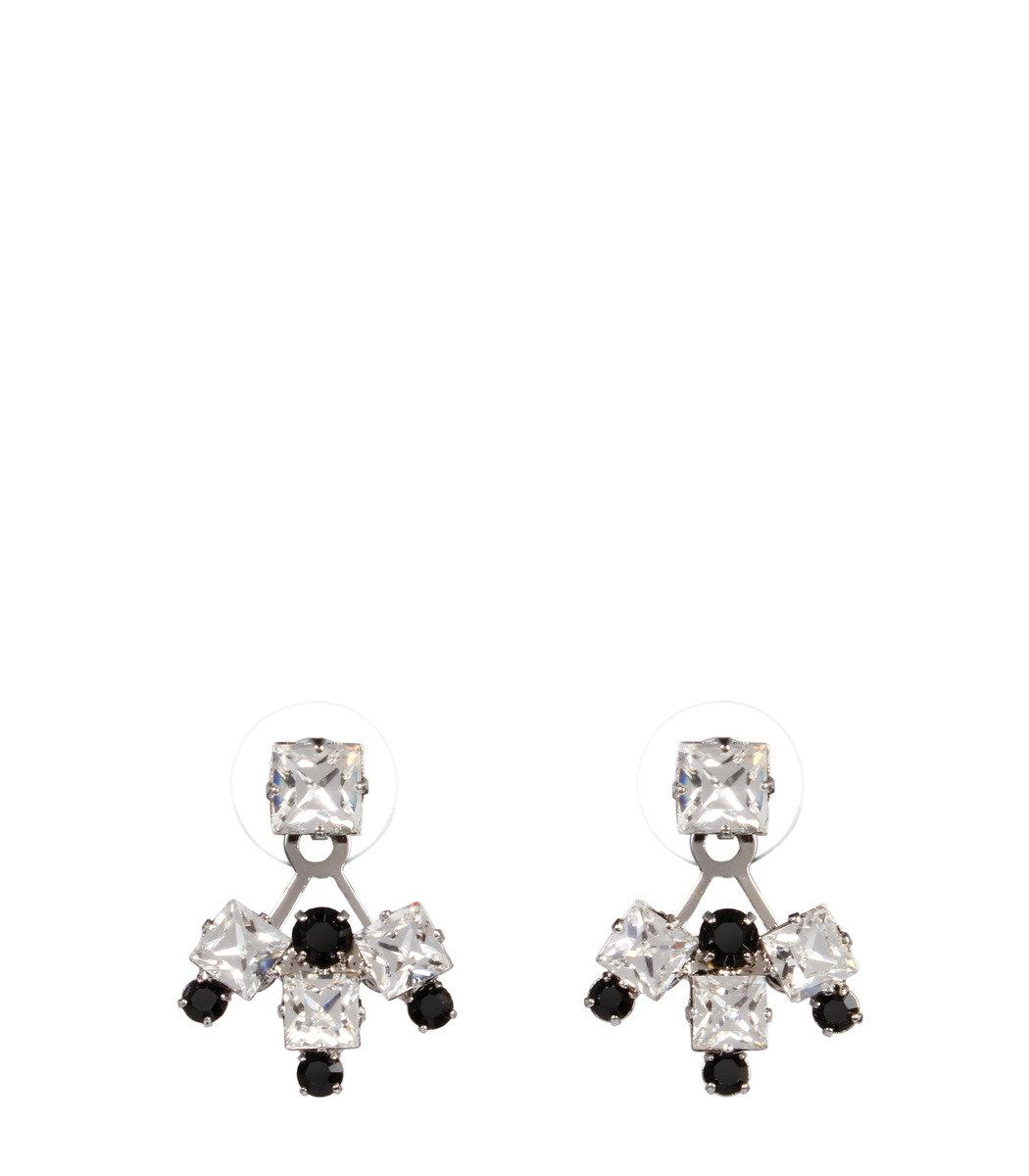 水晶Ear deco 耳環