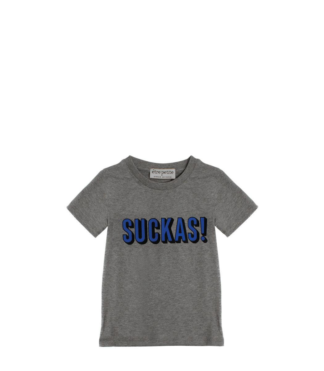 Suckas T恤