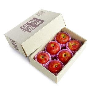 Japan Premium Store - 長野 'SUN 津輕' 蘋果套裝 (6個/約2公斤)
