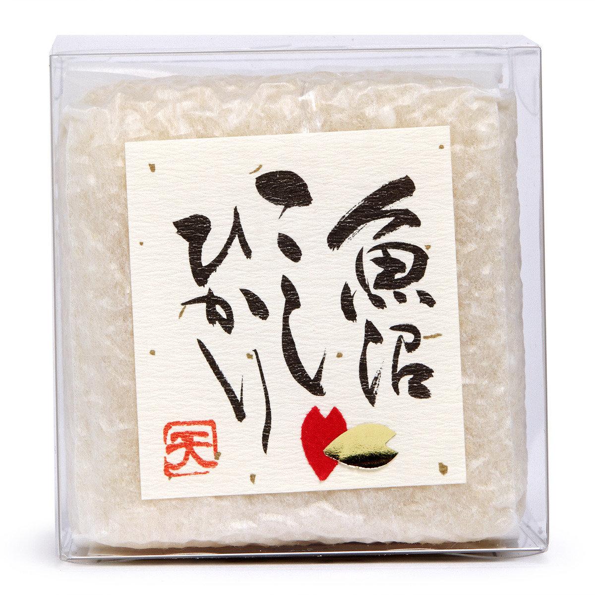 魚沼 越光米【立體真空包裝】300克
