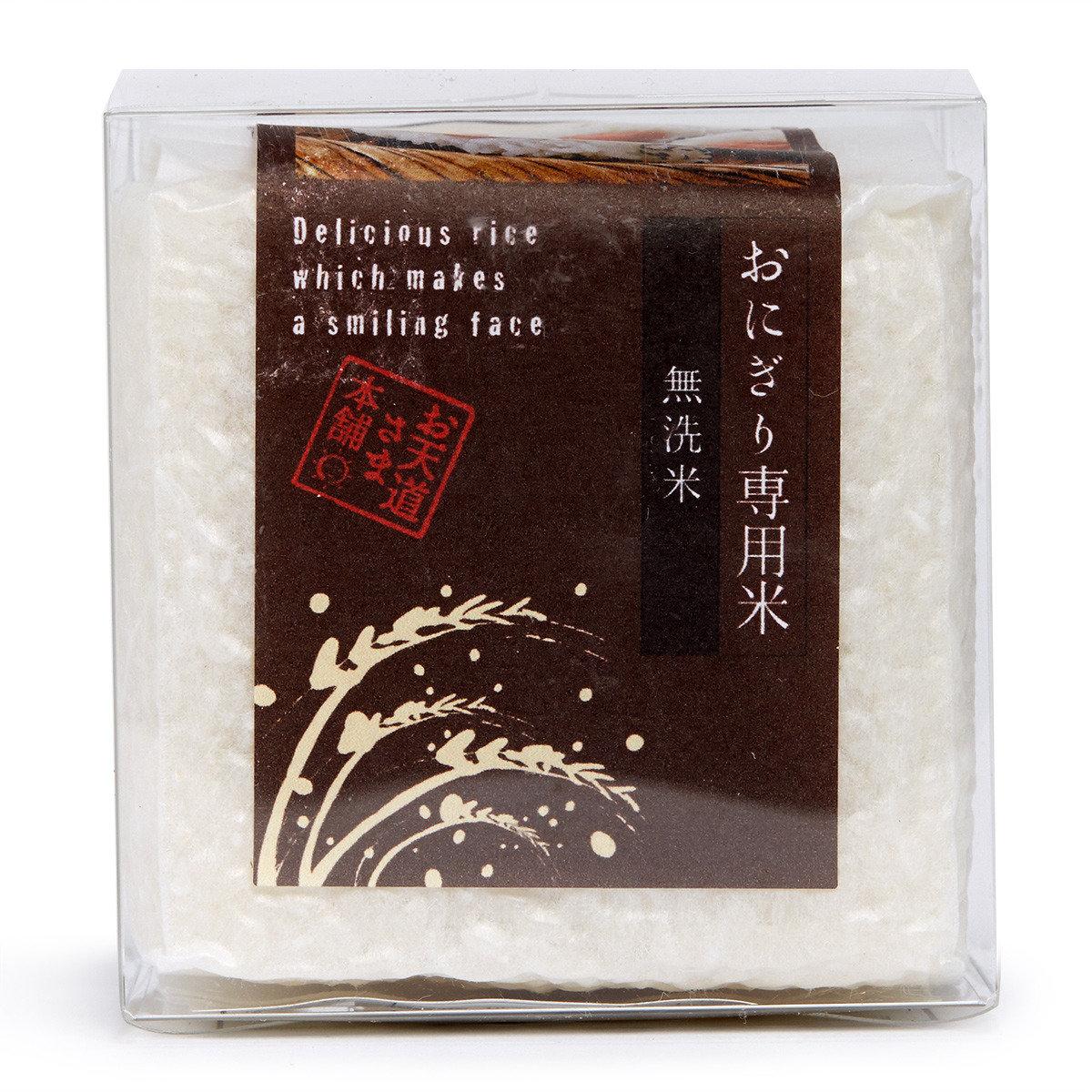 料理(飯團)專用米【立體真空包裝】300克
