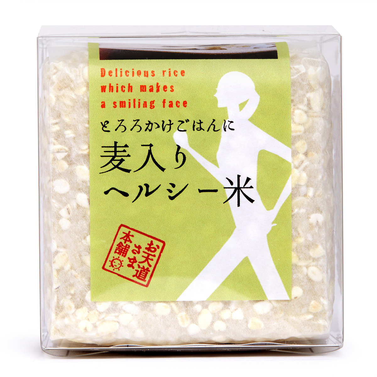 雜穀麥健康米【立體真空包裝】300克