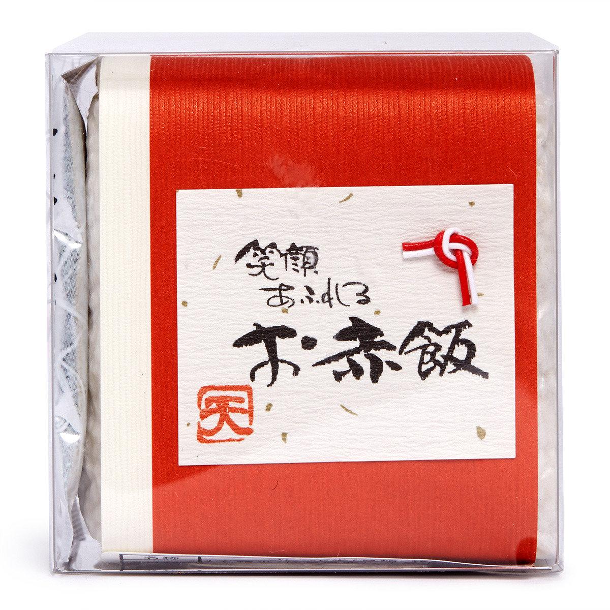 雜穀笑顏赤飯【立體真空包裝】300克