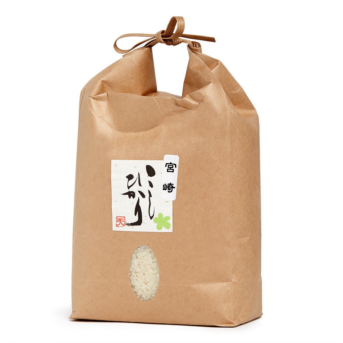 宮崎 越光米【普通精米包裝】2公斤