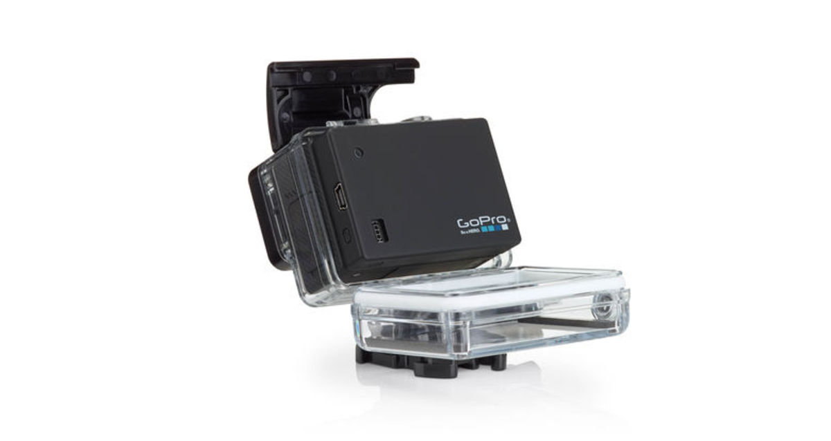 GoPro Battery BacPac 背蓋式電源