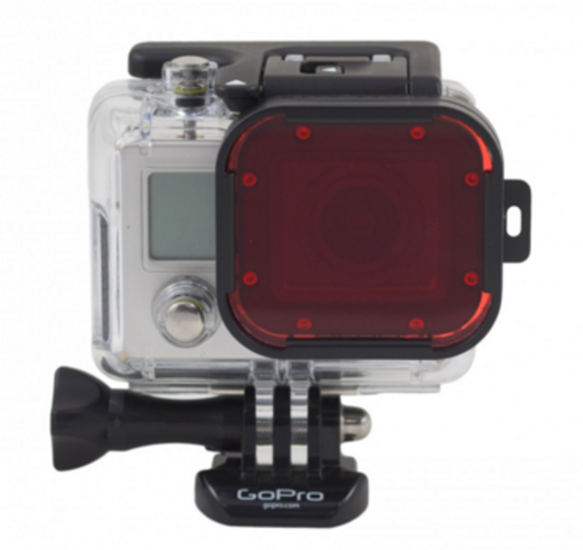 PolarPro Red Filter for GoPro H4/3+ [Dive Housing]