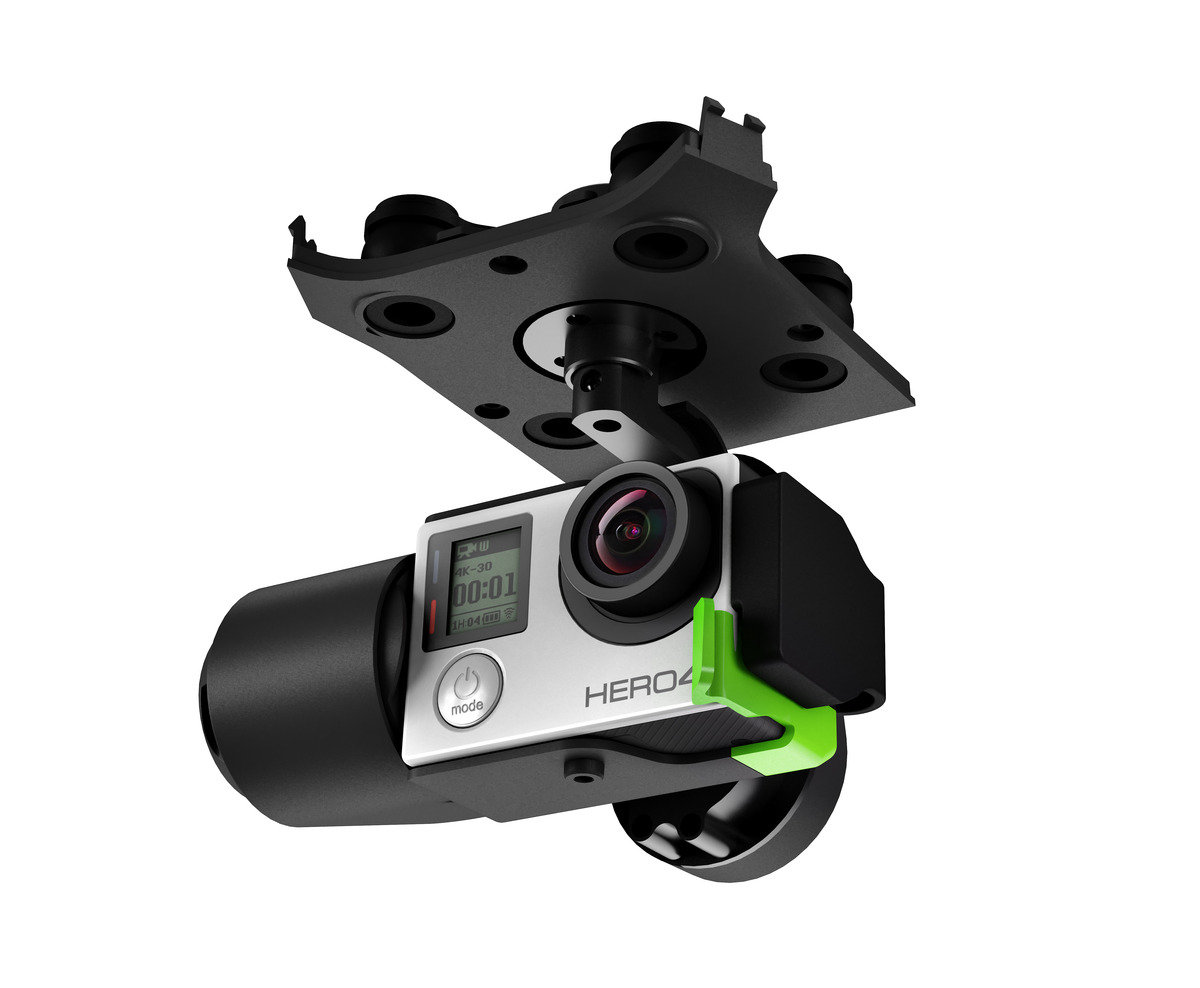 3DR SOLO 3-Axis Gimbal for GoPro