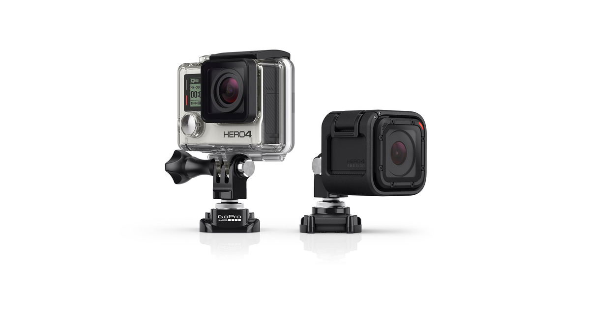 GoPro Ball Joint Buckle (球頭卡扣)
