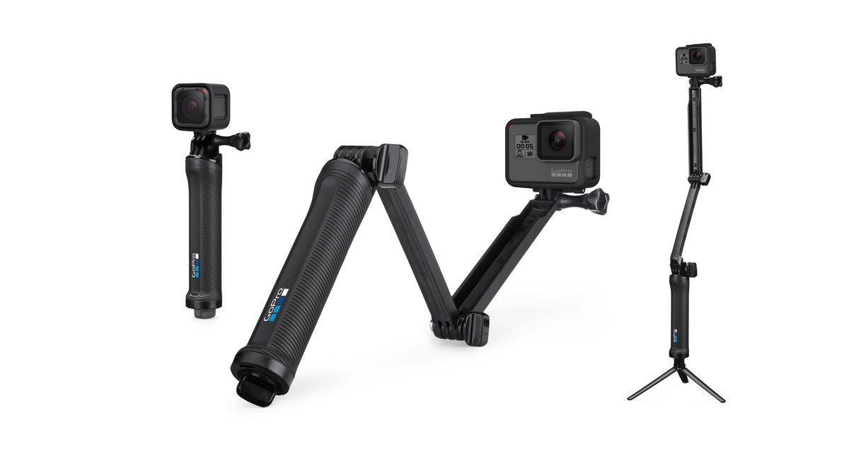 GoPro 3-Way 自拍桿