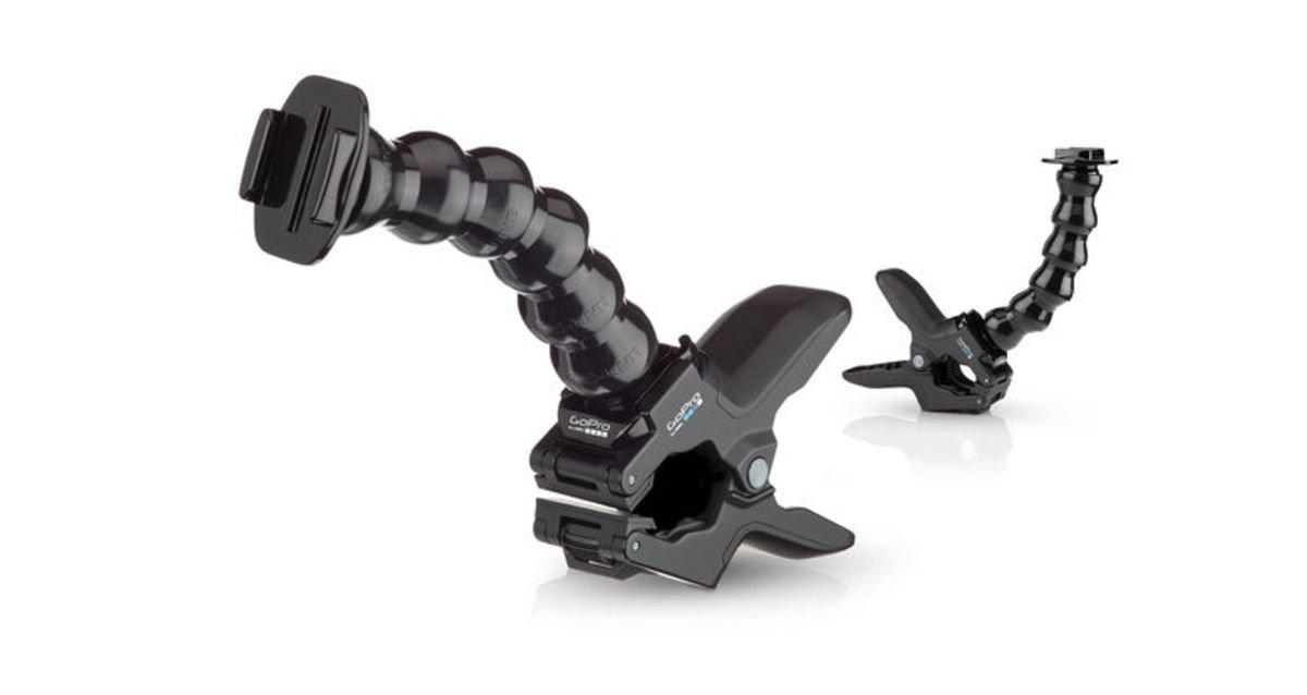 GoPro Jaws Flex Clamp Mount 夾型扣具