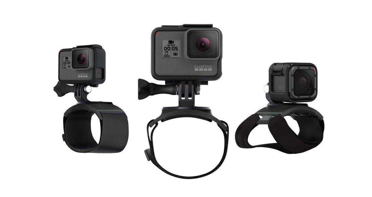 GoPro The Strap (手部 + 腕部 + 手臂 + 腿部固定帶)