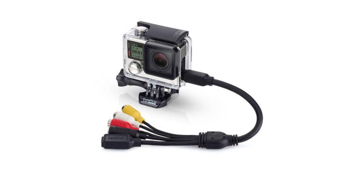 GoPro HERO3 Combo Cable 組合輸出線
