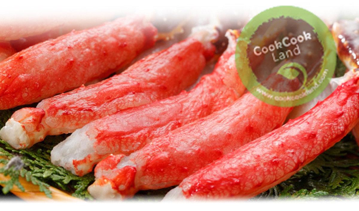 日式皇帝蟹腳棒肉 500g