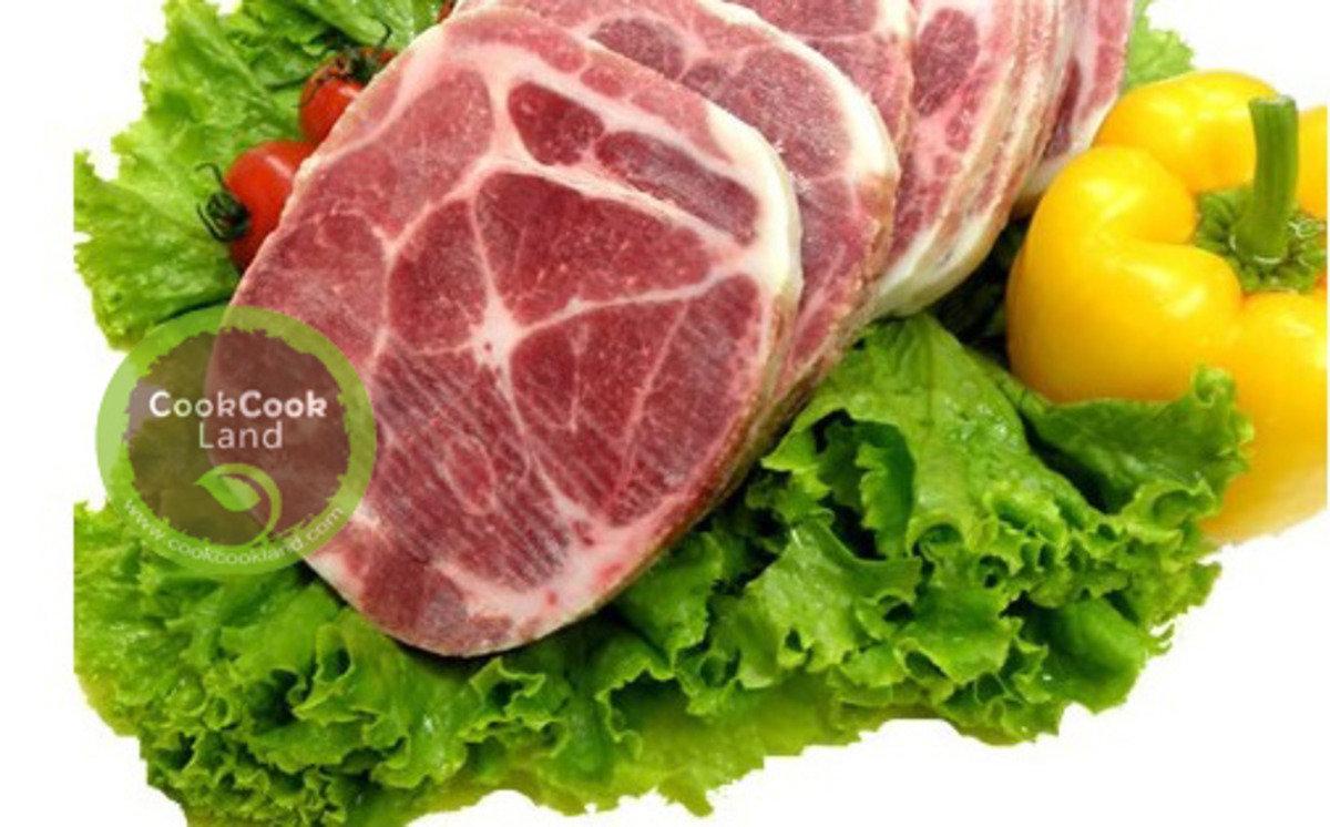 巴西豬梅肉 約520克