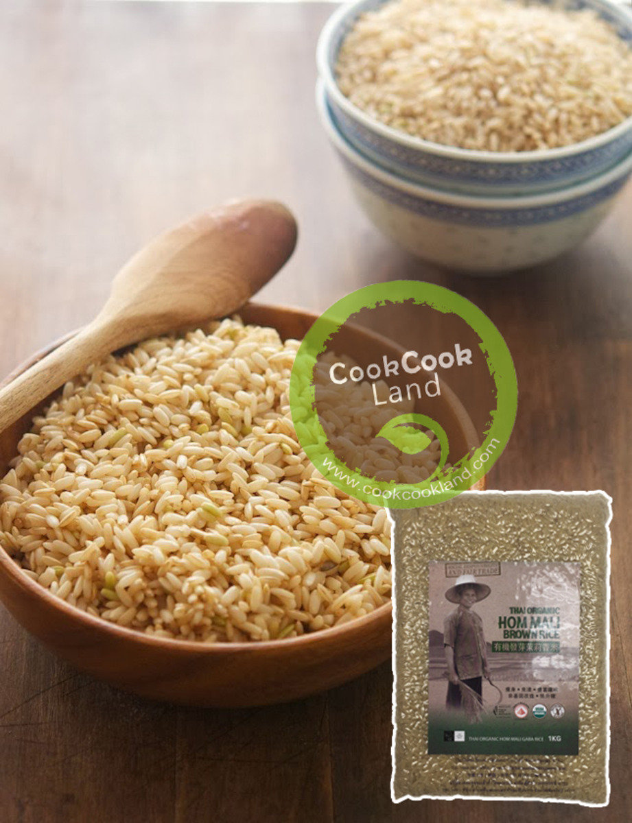 GABA有機發芽糙米