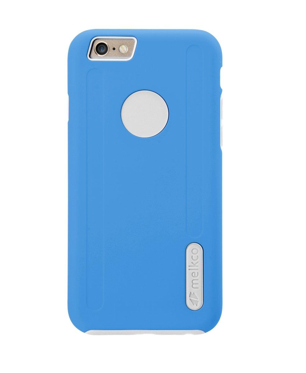 """Kubalt iPhone 6/6S (4.7"""")雙層保護手機殼 - 藍色/白色(附送屏幕保護貼)"""