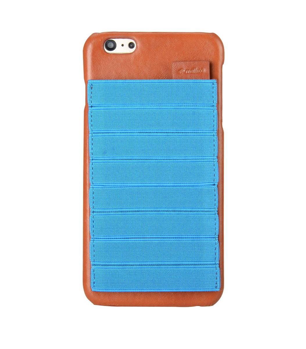 "iPhone 6 Plus/6S Plus 5.5"" F&F系列  手機套 - 棕色"