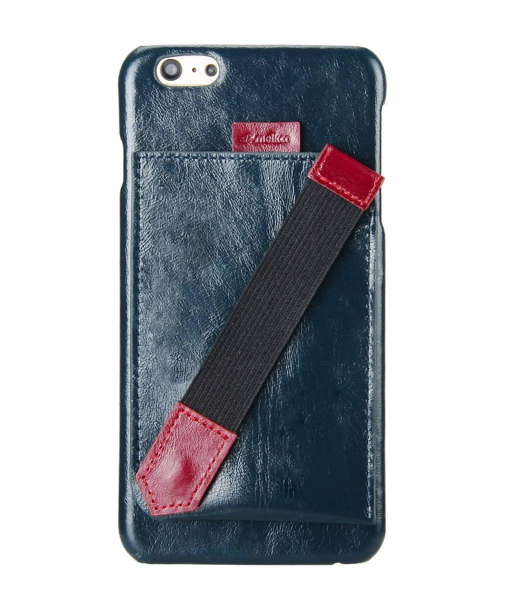 "iPhone 6 Plus/6S Plus 5.5"" F&F系列  手機套 - 藍色"