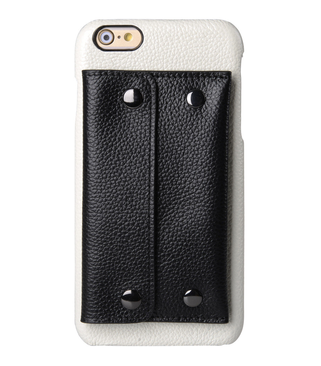 "iPhone 6 Plus 5.5"" F&F系列  手機套(白色/黑色)"