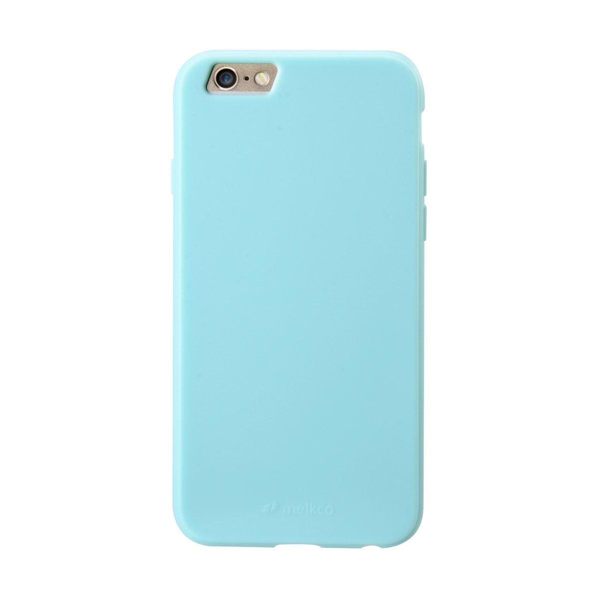 "iPhone 6 Plus/6S Plus (5.5"") Poly Jacket 手機保護殼 - 珍珠藍色(附送屏幕保護貼)"