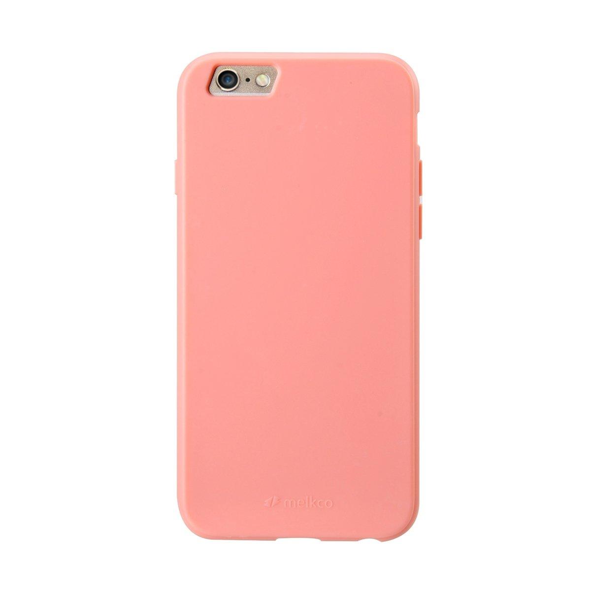 "iPhone 6 Plus/6S Plus (5.5"") Poly Jacket 手機保護殼 - 珍珠粉紅色(附送屏幕保護貼)"