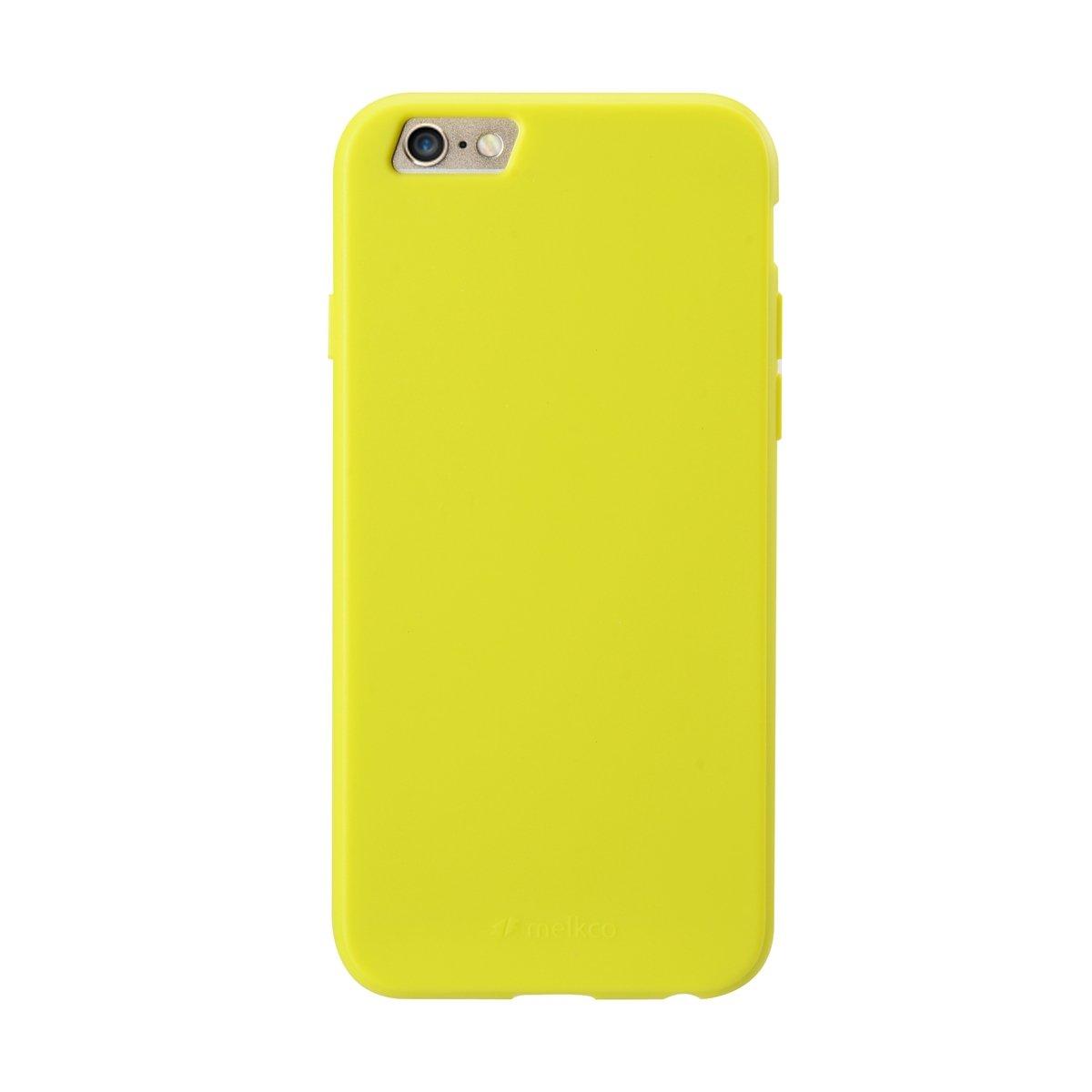 "iPhone 6 Plus/6S Plus (5.5"") Poly Jacket 手機保護殼 - 珍珠黄色(附送屏幕保護貼)"