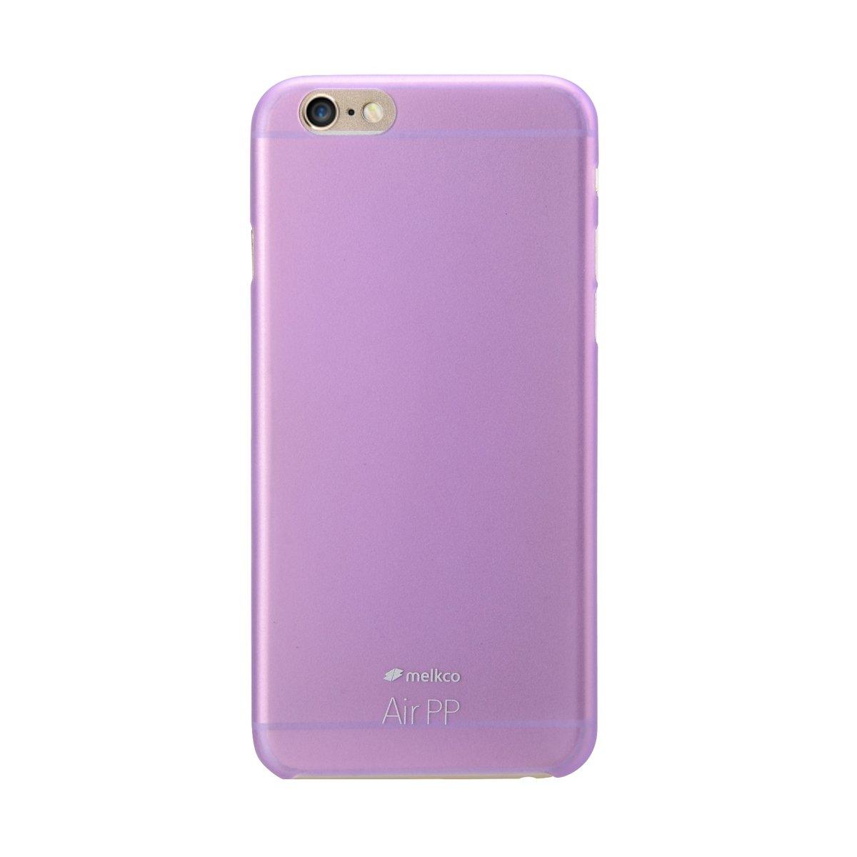 """iPhone 6 Plus/6S Plus (5.5"""") Air PP 超薄防刮殼 - 紫色(附送屏幕保護貼)"""