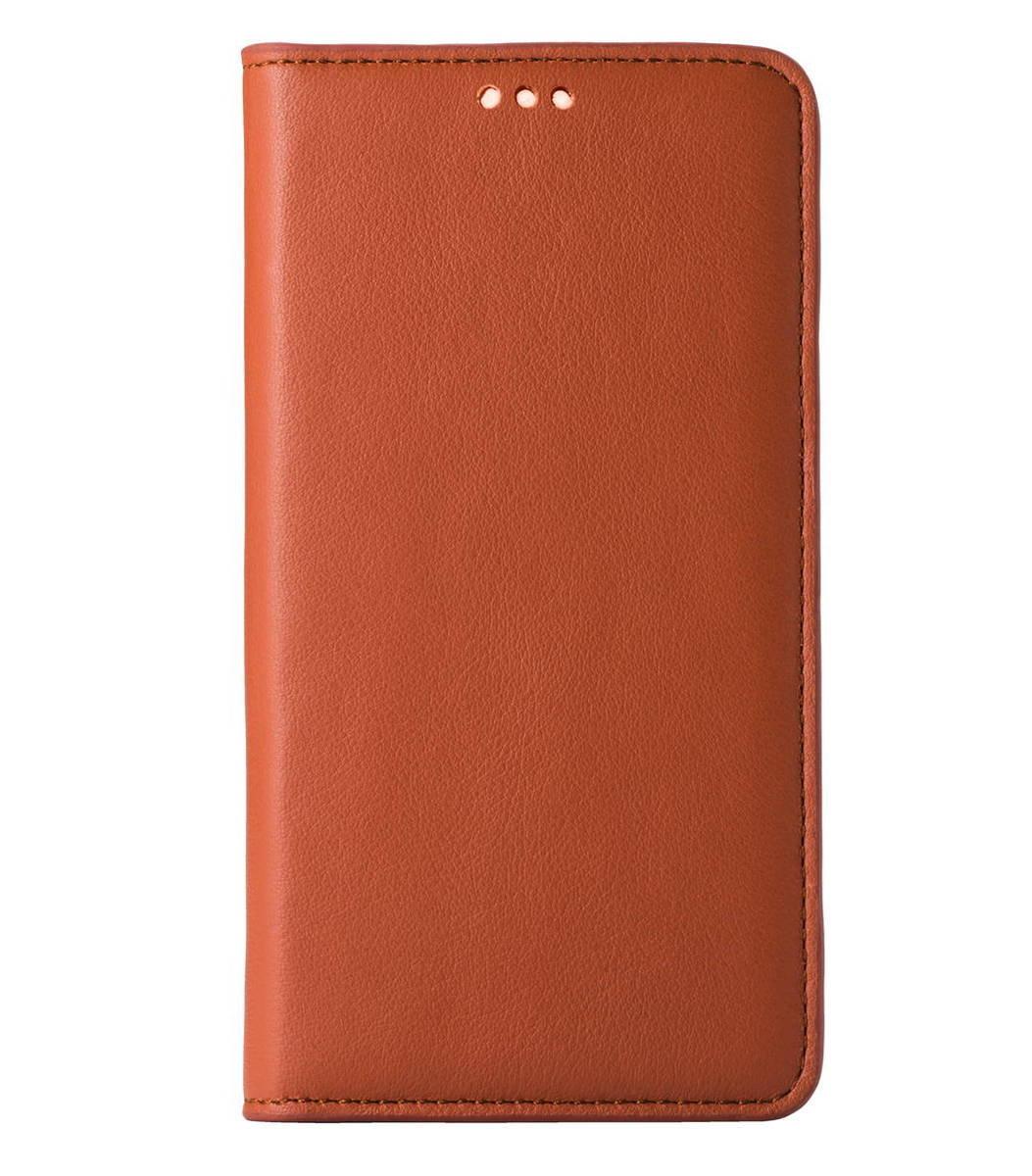 """iPhone 6 Plus/6S Plus (5.5"""") Herman Series 意大利真牛皮手機套 - 啡色"""