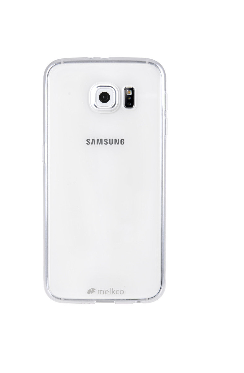 Galaxy S6 PolyUltima 手機保護殼 - 透明色(附送屏幕保護貼)