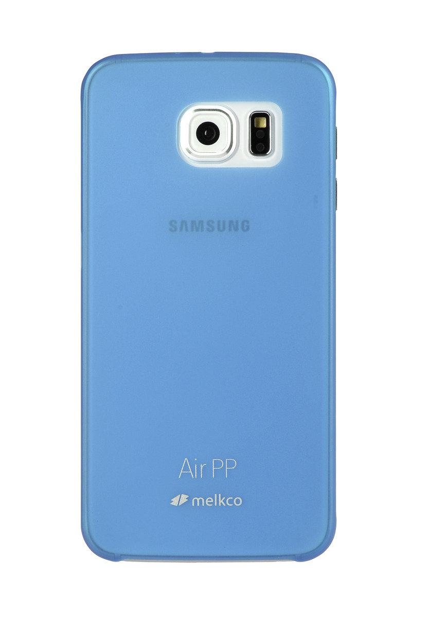 Galaxy S6 Air PP 超薄防刮殼 - 藍色(附送屏幕保護貼)
