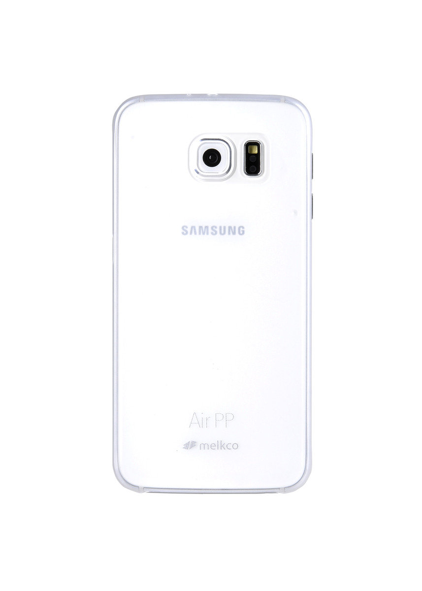 Galaxy S6 Air PP 超薄防刮殼 - 透明色(附送屏幕保護貼)
