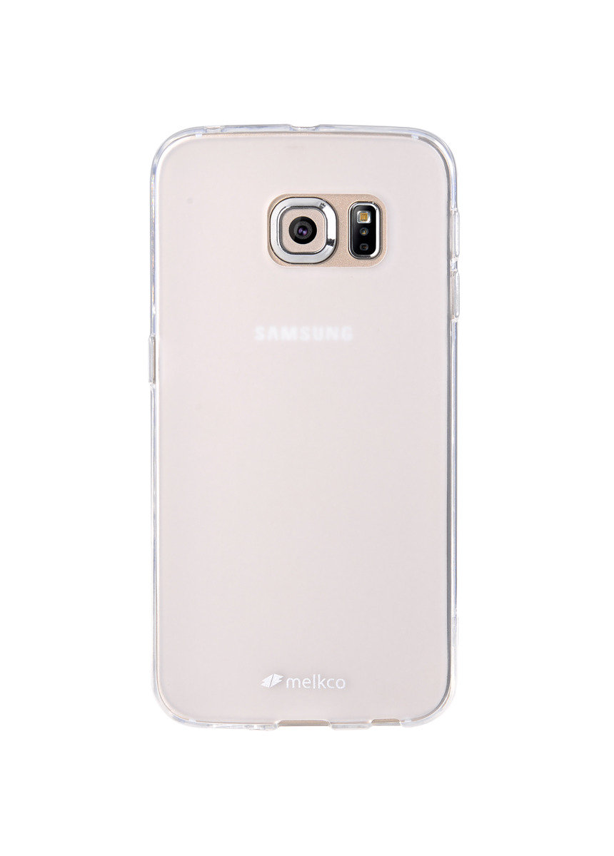 Galaxy S6 Edge Poly Jacket 手機保護殼(透明色)附送屏幕保護膜