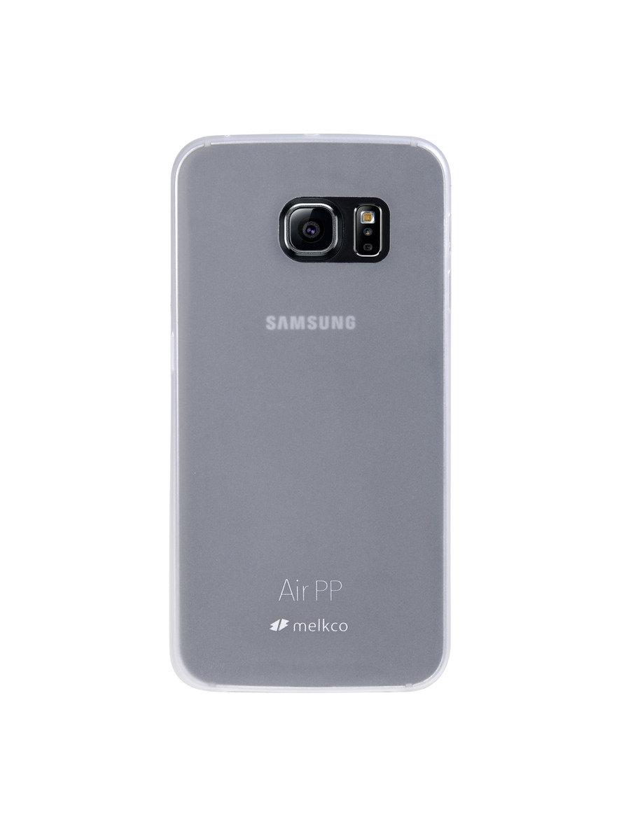 Galaxy S6 Edge Air PP 超薄防刮殼 - 透明色(附送屏幕保護貼)