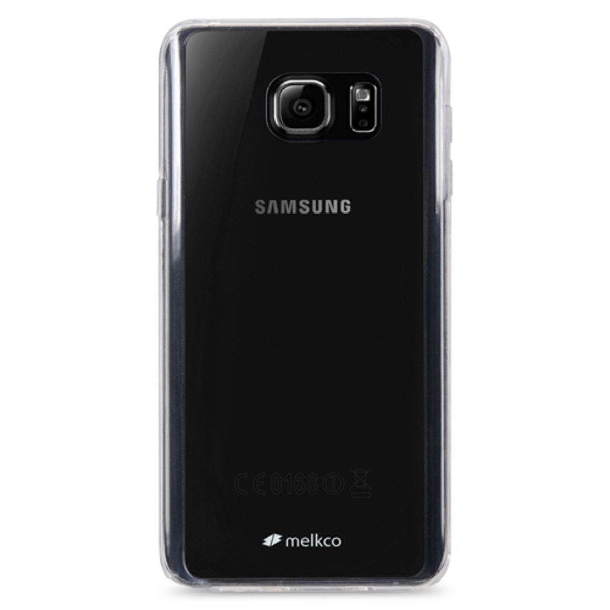 Galaxy Note 5 PolyUltima手機保護殼 - 透明色(附送屏幕保護貼)