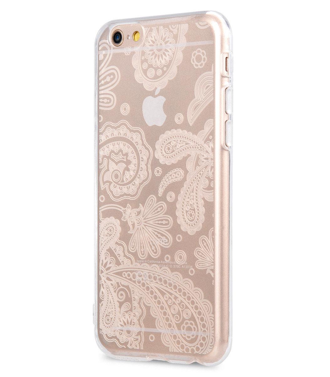 Nation TPU殼 IPhone 6S/ 6 - 4.7'' (透明變型蟲)